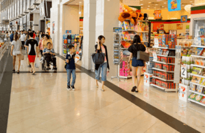shopping centre cleaning strathfield