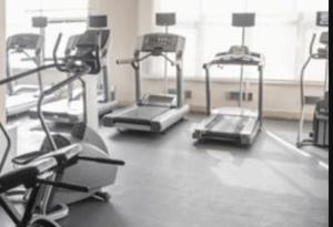 gym cleaning gladesville